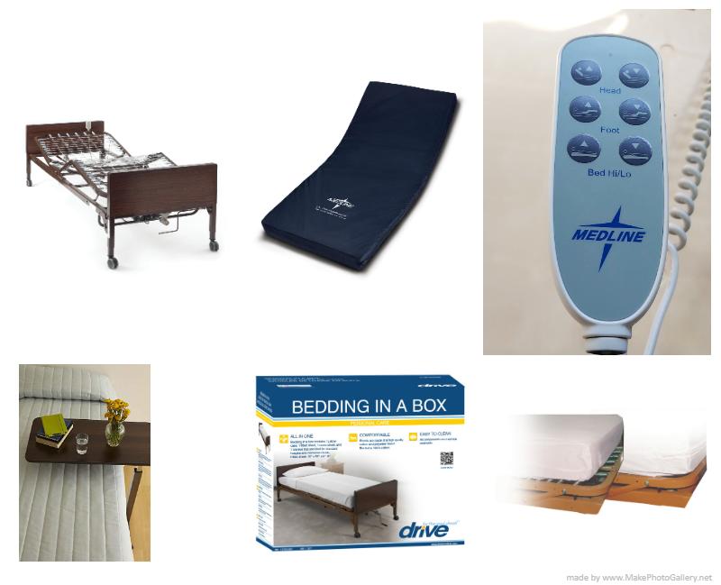 Hospital Bed PK1